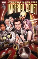 Star Wars: Han Solo - Imperial Cadet #3 (of 5)